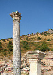 Ephesus columns 1