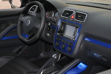 tuning cockpit