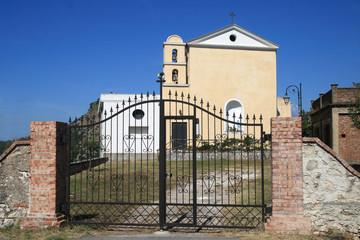 Fototapete - Sud Italia-Sicignano-Santuario dell'Incoronata