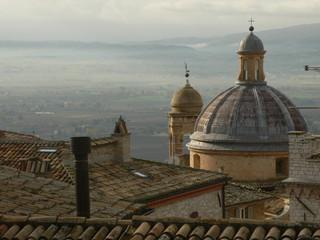 Assisi Morning Sun