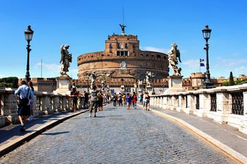 Engelspalast in Rom, Italien