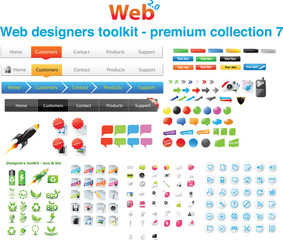 Web designers toolkit - premium collection 7