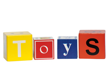 lesson in writing the word toys