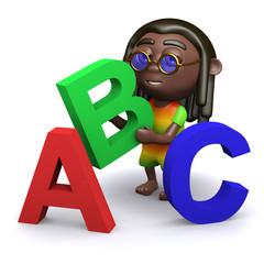 Spelling Rasta
