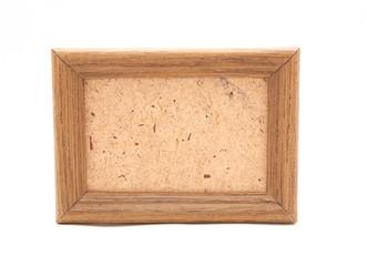Wooden framework