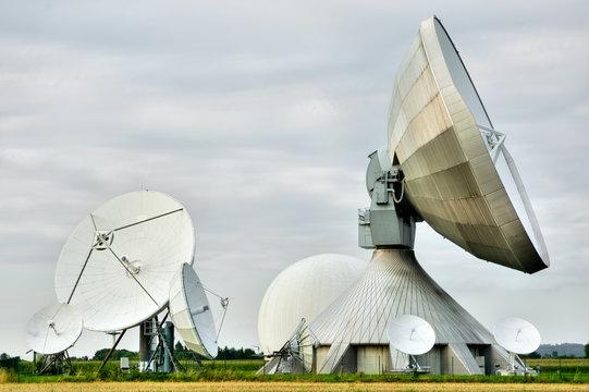 Satellite Array