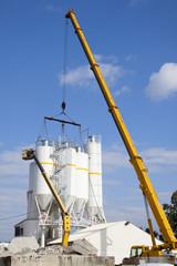 Mise en place de silos