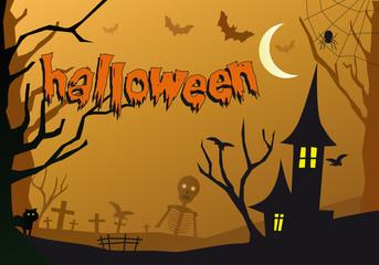 Fond Halloween_2