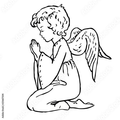 """""""betender engel"""" stockfotos und lizenzfreie vektoren auf"""
