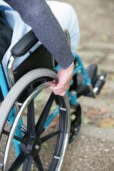 Handicap Extérieur escalier