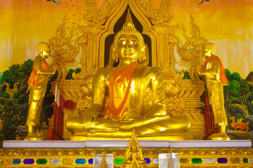 Buddha and  disciples images