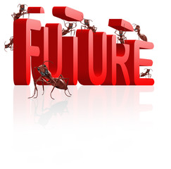 future building innovate and create progress