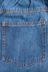 pattern on jeans