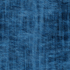 Denim Fabric Background Seamless Texture Tile