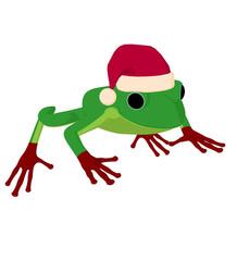 Frog Art Illustration