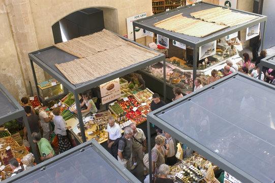 Au marché de Sarlat