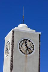 Top of clock tower