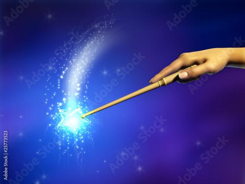 Магия волшебная палочка видео