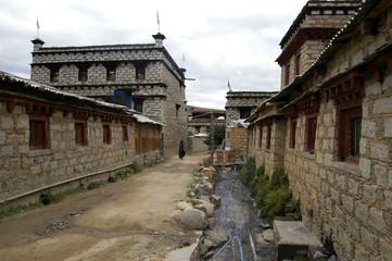 茹布查卡温泉村