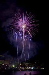 Feuerwerk Mallorca