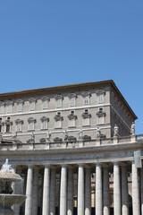 Città del Vaticano, Palazzo Apostolico - Roma