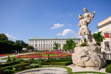 Mirabell Palace and Garden - Salzburg, Austria
