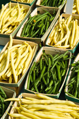 Wax and Green Beans