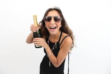 Ich habe Champagner!