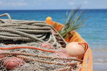 Bateau de pêcheurs