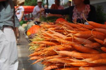 carottes du marché 3