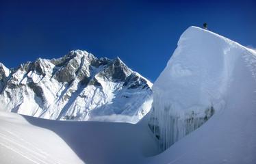 Extrembergsteigen im Himalaya