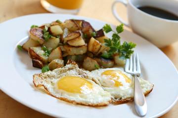 Fried Eggs