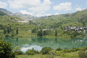 Sallent de Gállego, Valle de Tena, Pirineos