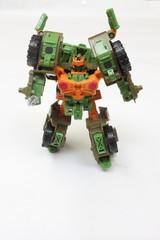 robot toy swordsman