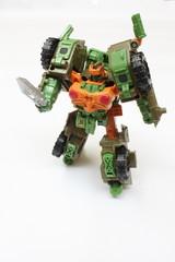 robot toy warrior