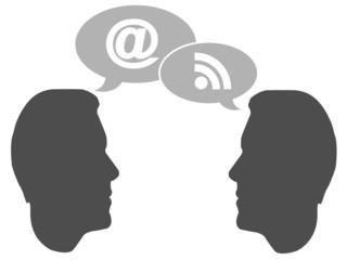 communication over internet