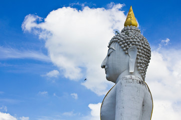 The Big Buddha on Supanburi, Thailand