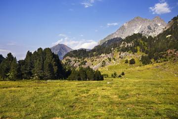 Pirineos. Huesca. España