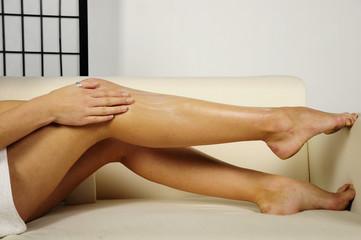 Obraz nogi - fototapety do salonu