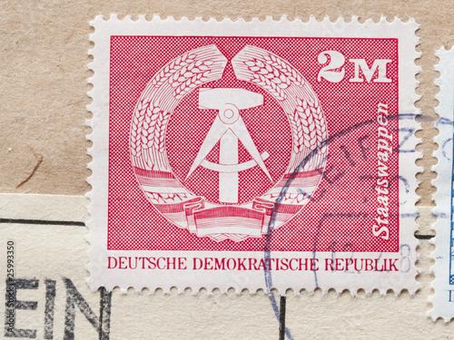 Ddr Briefmarke Stockfotos Und Lizenzfreie Bilder Auf Fotoliacom