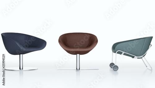 sedie design 3d immagini e fotografie royalty free su