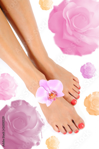 "beautiful feet photo 4*6 в""– 8005"