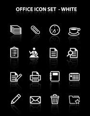 Reflect Office Icon Set