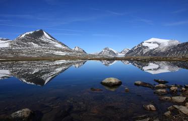 Fotomurales - Lake