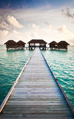 Maldivian Water Pavillon