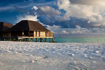 Water Villa at the Beach