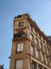 Paris03-Immeuble:Facade
