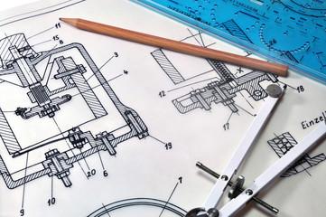 Technische Zeichnung  #100116-005