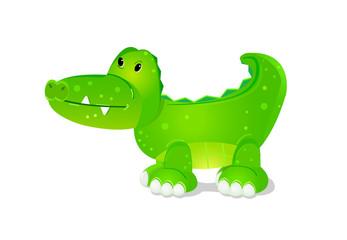 toy cute crocodile