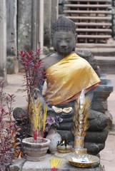 Bouddha au Bayon